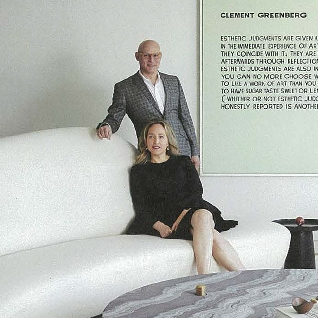 For real estate and design power couple Craig Robins and Jackie Soffer, living well is a question of give and take.